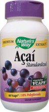 Nature's Way Acai Extract