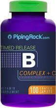 B complex + C vitamin