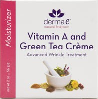 Derma E Vitamin A and Green Tea Creme