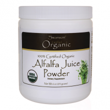 Alfalfa Juice Powder