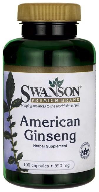 Amerikansk Ginseng Premium Brand