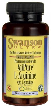 Ajipure L-Arginine med Citrulline