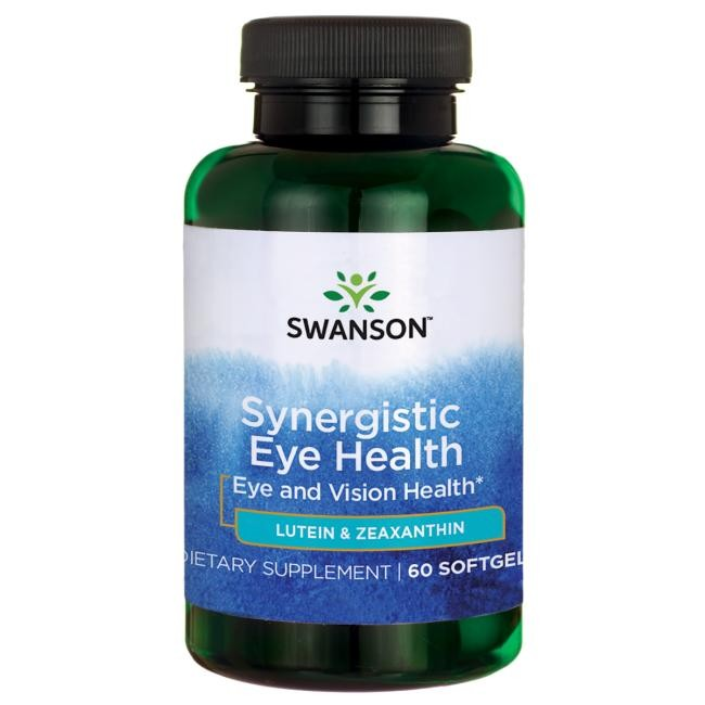 Lutein & Zeaxanthin Synergistic Eye Formula