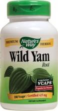 Wild Yam Nw 180 vegetabilske kapsler.