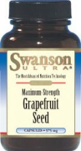 Maximum-Strength Grapefruit Seed