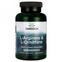 L-Arginine & L-Ornithine Premium