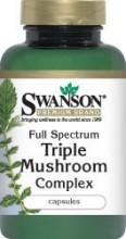 Triple Mushroom Complex