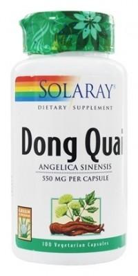 Dong Quai - Kinesisk Kvann