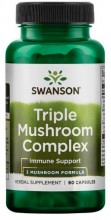 Triple Mushroom High Potency
