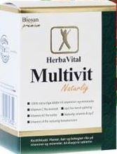 Herba vital Multivit Naturlig