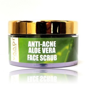 Anti-Akne Aloe Vera Ansiktsskrubb