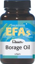 Borage Oil (Agurkurt-olje)