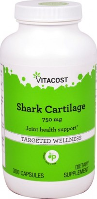 Shark Cartilage (Haibrusk) Vitacost