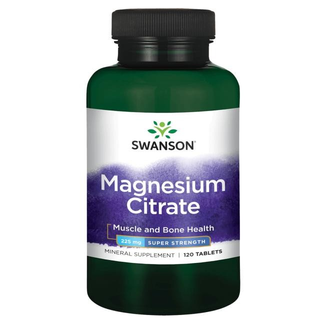 Super-Strength Magnesium Citrate