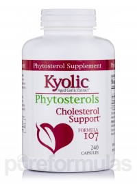 Kyolic Aged Garlic Extract Formula 107 240 kpsl.