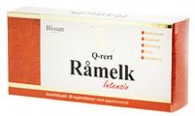 Q-rert Råmelk sugetabletter