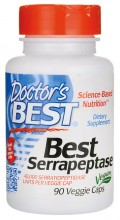 Best Serrapeptase